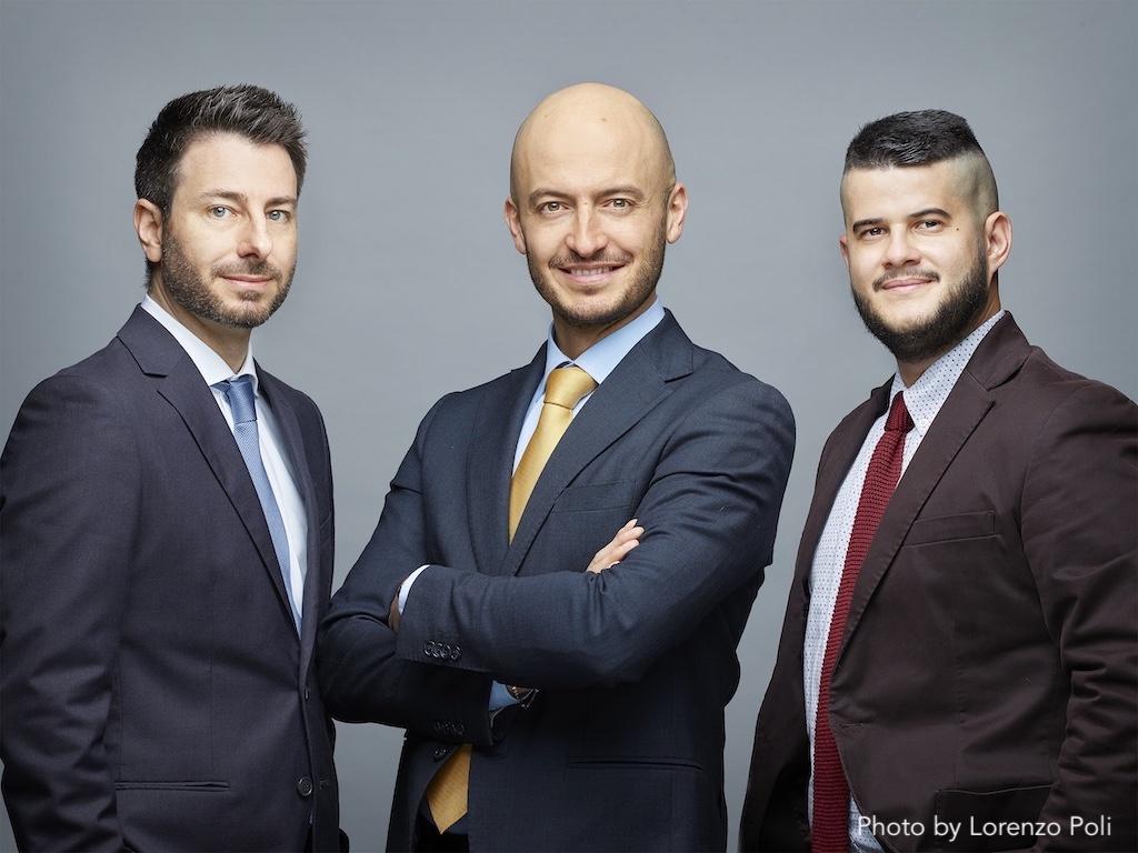 Il Team ArtsCom - Photo by Lorenzo Poli